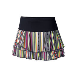 Hot Line Pleat Tier Skirt Women