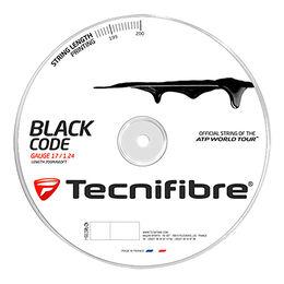 Black Code 200m schwarz