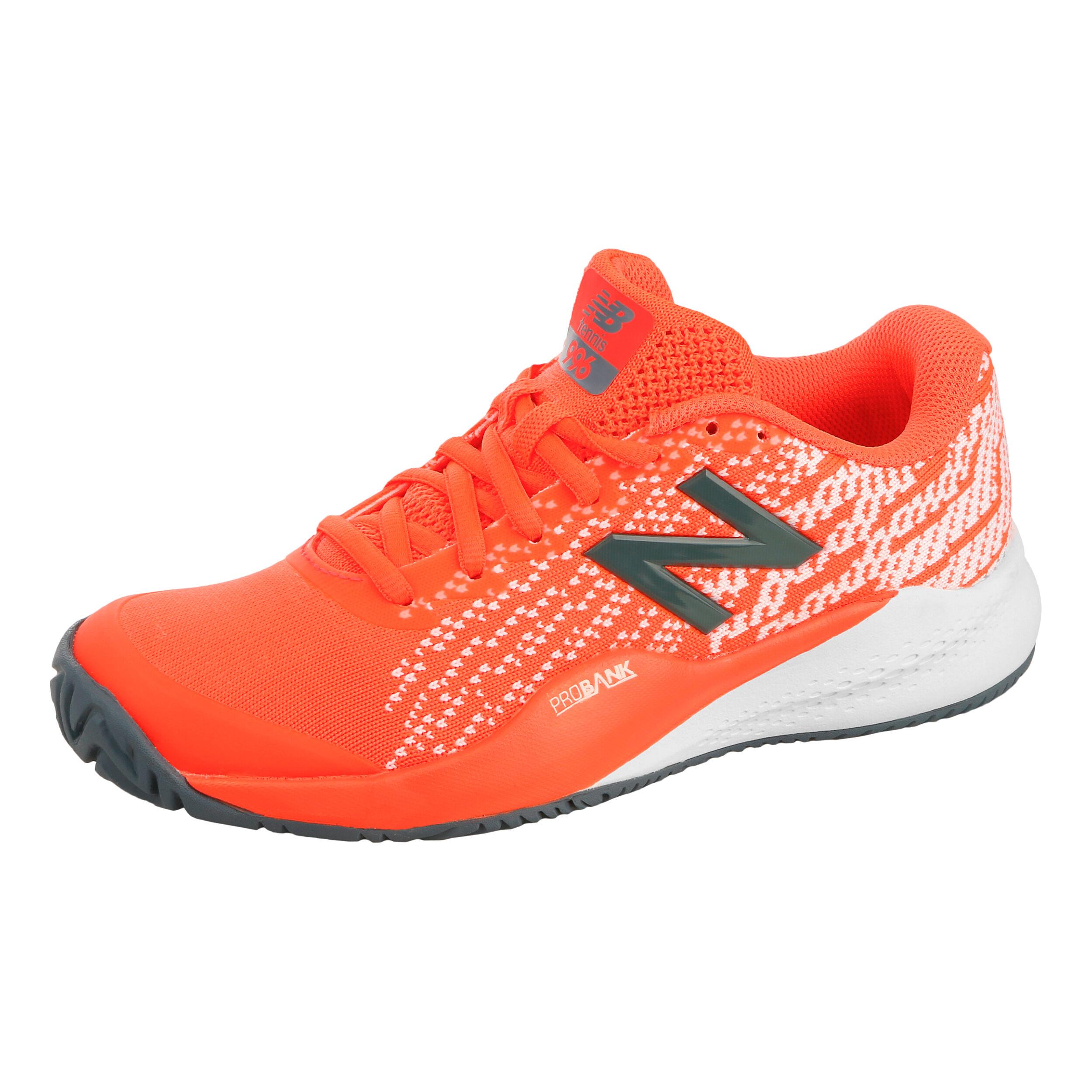 996 new balance naranja