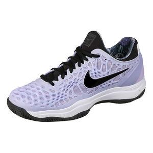 Nike Zoom Cage 3 Clay Zapatilla Tierra Batida Mujeres - Morado, Negro