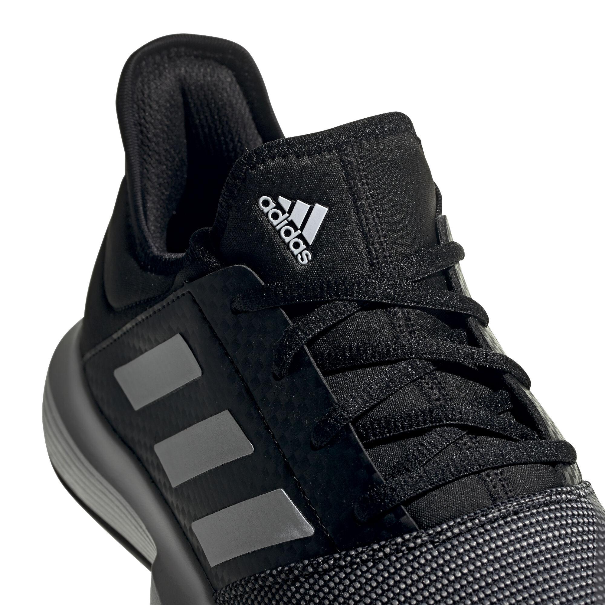 adidas game court negras