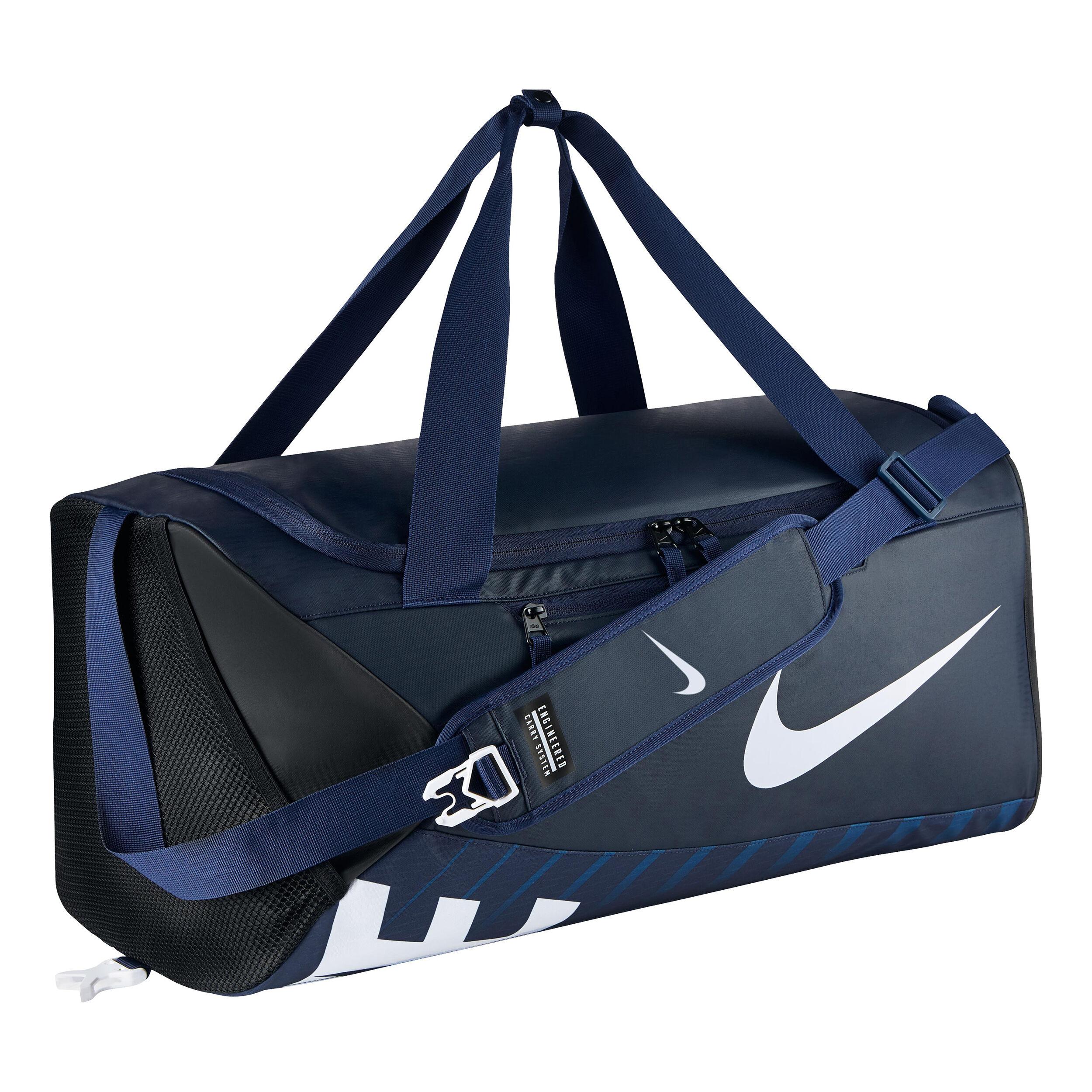 Alpha Duffel Deporte OscuroNegro Medio Crossbody Bolsa Nike Adapt Azul bf76gYy