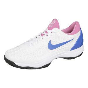 Nike Air Zoom Cage 3 HC Zapatilla Todas Las Superficies Hombres - Blanco, Azul