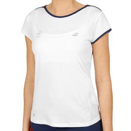 Performance Wimbledon Cap Sleeve Top Women