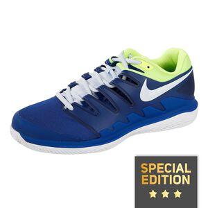 Nike Air Zoom Vapor X Clay Zapatilla Tierra Batida Edición Especial Hombres - Azul Oscuro, Amarillo Neón