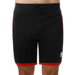 Silver Tech Shorts Men