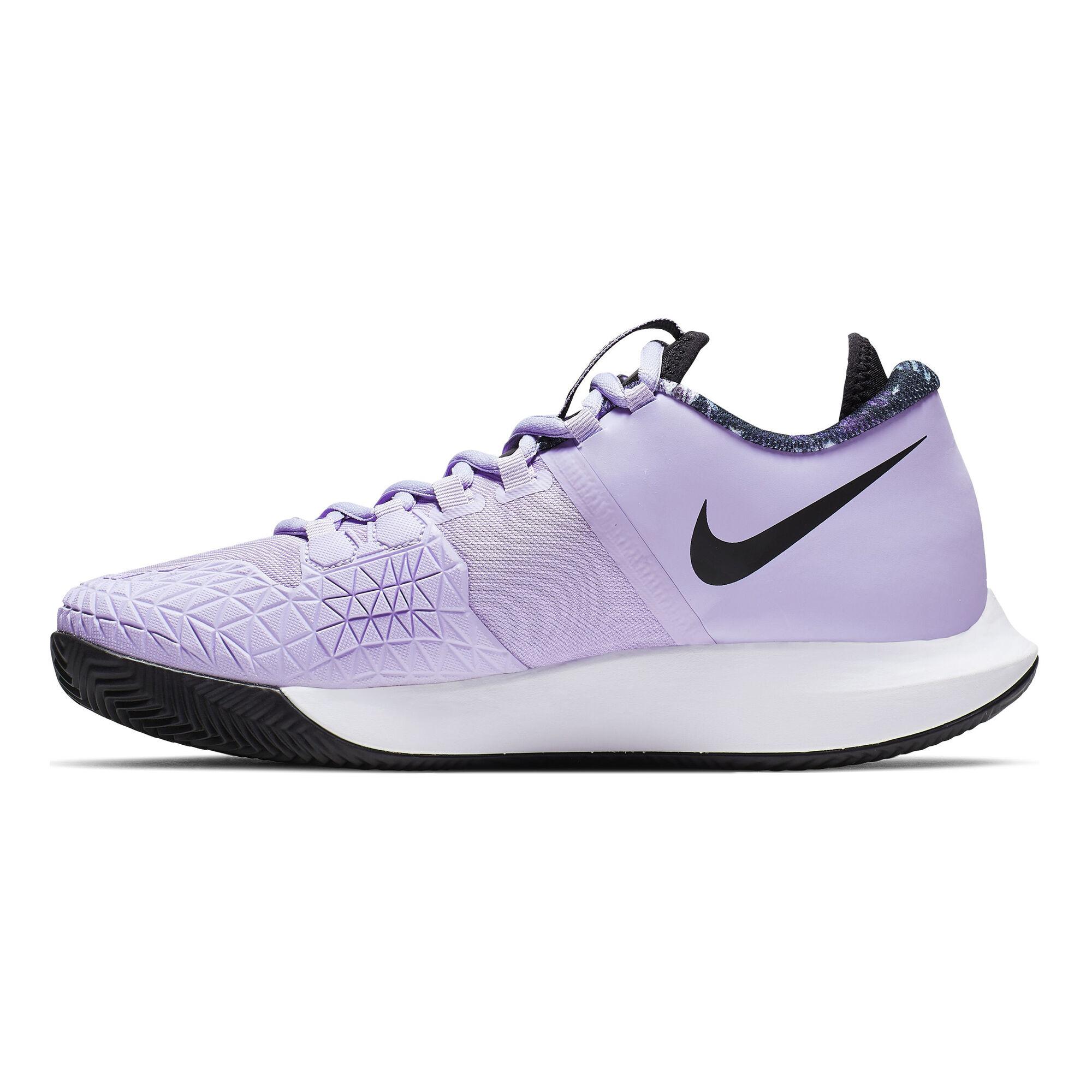 réplica barato Inyección  Nike Air Zoom Zero Clay Zapatilla Tierra Batida Mujeres - Morado, Negro  compra online | Tennis-Point