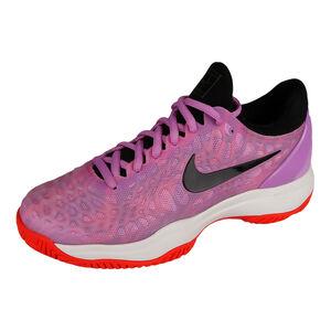 Nike Zoom Cage 3 Zapatilla Todas Las Superficies Mujeres - Morado, Naranja