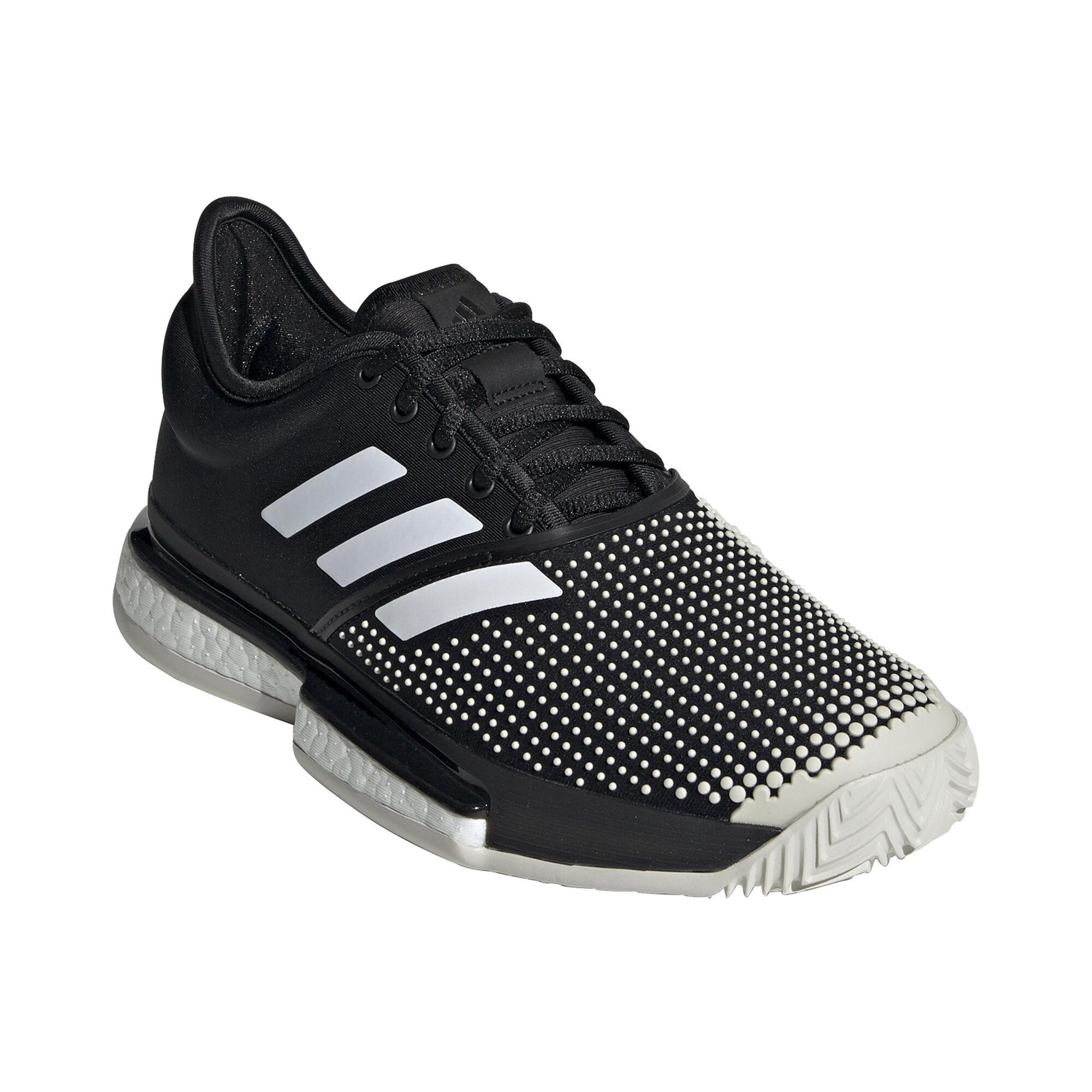 Zapatos 2018 sitio de buena reputación mejor selección adidas SoleCourt Boost Clay Zapatilla Tierra Batida Mujeres ...