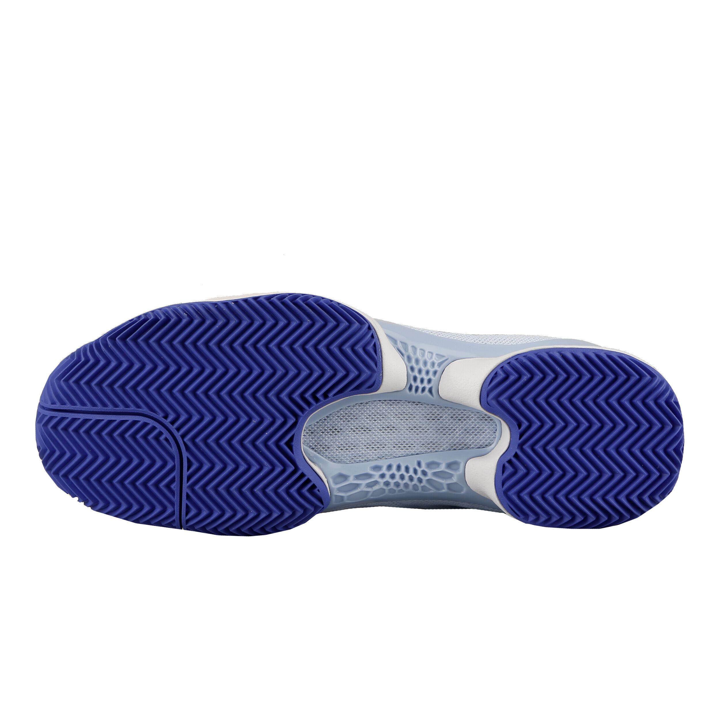 Azul, Blanco Nike Air Zoom Ultra React Clay Zapatilla